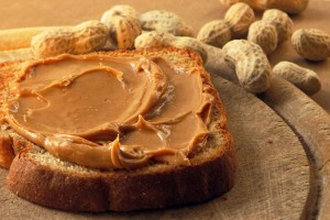 Peanut Butter Custard