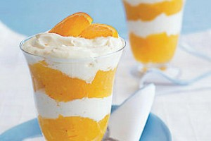 Orange Bavarian Cream