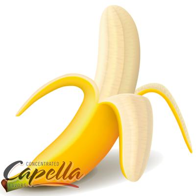 Ароматизатор Banana (Банан), Capella Flavors USA, 5 мл