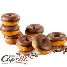 Ароматизатор Chocolate Glazed Doughnut (Шоколадный пончик), Capella Flavors USA, 5 мл