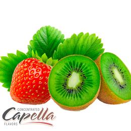Ароматизатор Kiwi Strawberry (Киви с клубникой), Capella Flavors USA, 5 мл