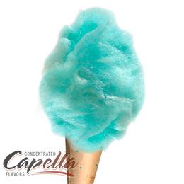 Ароматизатор Blue Raspberry Cotton Candy (Малиновая сладкая вата), Capella Flavors USA, 5 мл