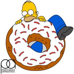Ароматизатор Frosted Donut (Матовый пончик), TPA USA, 100 мл