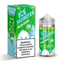 Melon Colada, 3 мг. ICE Monster. 100 мл