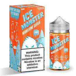 Mangerine Guava, 3 мг. ICE Monster. 100 мл