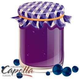 Ароматизатор Blueberry Jam (Черничный Джем), Capella Flavors USA, 5 мл