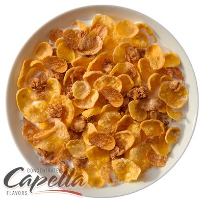 Ароматизатор Cereal 27 (Кукурузные хлопья с молоком), Capella Flavors USA, 5 мл