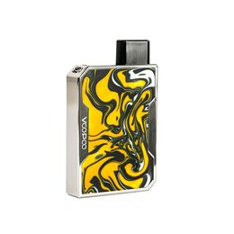 Электронная сигарета VooPoo DRAG Nano Pod Kit, 1 ml, Ceylon Yellow (Fan Version*)