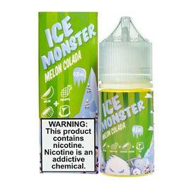 SALT Melon Colada, 48 мг (Солевой никотин). ICE Monster - 30 мл
