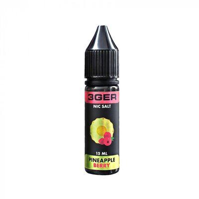 PINEAPPLE BERRY, 50 мг (Солевой никотин). 3Ger. 15 мл