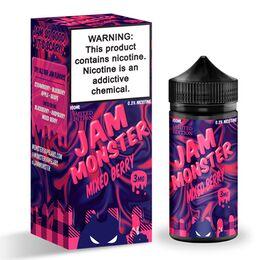Mixed Berry, 3 мг. Jam Monster. 100 мл