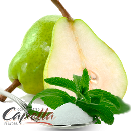 Ароматизатор Pear with Stevia (Груша и стевия), Capella Flavors USA, 5 мл