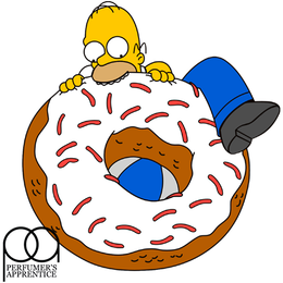 Ароматизатор Frosted Donut (Матовый пончик), TPA USA, 5 мл