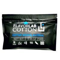 Органический коттон Flavor Lab Cotton . вата для пермотки. 0.35 Oz (10 грамм.)