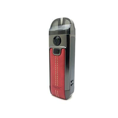 Электронная сигарета SMOK NORD 4 (80W), 4.5 ml, 2000 mAh, Leather Red