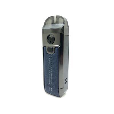 Электронная сигарета SMOK NORD 4 (80W), 4.5 ml, 2000 mAh, Leather Blue