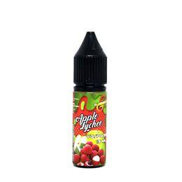 Apple Lychee, 50 мг (Солевой никотин). Flamingo. 15 мл.