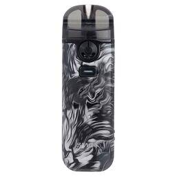 Электронная сигарета SMOK NORD 4 (80W), 4.5 ml, 2000 mAh, Fluid Black Grey