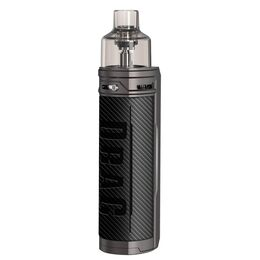 Электронная сигарета VooPoo Drag X, Carbon Fiber.