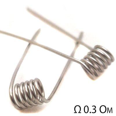 Готовые спирали Macro coils CoilCraft 0.3 Ом