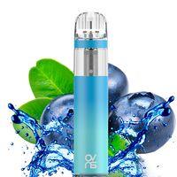 Одноразовая электронная сигарета OVNS Blue Razz Ice 2200 Puffs 20mg