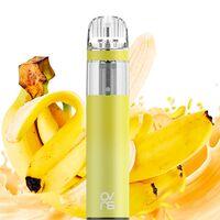 Одноразовая электронная сигарета OVNS Banana Ice 2200 Puffs 20mg