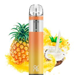 Одноразовая электронная сигарета OVNS Pina Colada 2200 Puffs 20mg