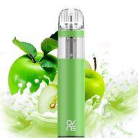 Одноразовая электронная сигарета OVNS Sour Apple 2200 Puffs 20mg