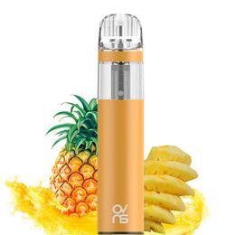 Одноразовая электронная сигарета OVNS Pineapple Ice 2200 Puffs 20mg