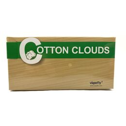 Cotton Clouds органический коттон. вата для пермотки 1.5м (0.30 oz)