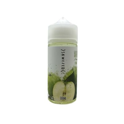 Green Apple, 3 мг. Skwezed. 100 мл.