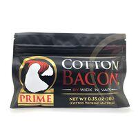Cotton Bacon Prime органический коттон wick and vape . вата для пермотки. 0.35 Oz (10 грамм.)