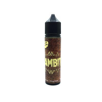 Gambit, 0 мг (без никотина). Ice Boom. 60 мл.