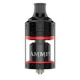 Клиромазйзер Geekvape Ammit MTL; 4 ml, Черный