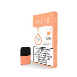 Картридж для Myle, Peach, 50 мг