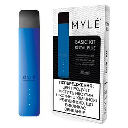 Электронная сигарета Myle, 240 mAh, Blue