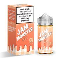 Peach, 3 мг. Jam Monster. 100 мл
