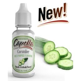 Ароматизатор Cucumber (Огурец), Capella Flavors USA, пробник 1 мл