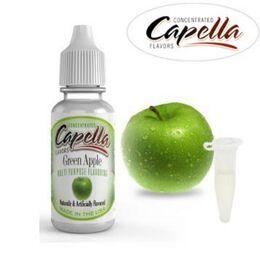Ароматизатор Green Apple (Зеленое яблоко), Capella Flavors USA, пробник 1 мл