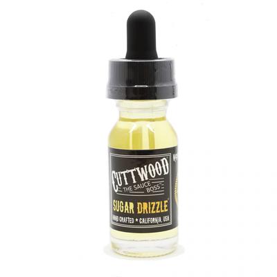 Sugar Dizzle, 0 мг (Без никотина). Cuttwood. 30 мл.