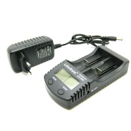 Зарядное устройство для аккумуляторов, Liitokala lii-300 LCD, с функцией Power Bank
