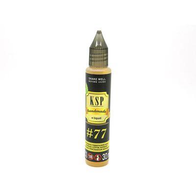 Заправочная жидкость #77, 1 мг (Ультралегкая). KSP. 30 мл.