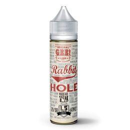 Rabbit Hole, 3 мг (Ультралегкая).Gee. 60 мл.