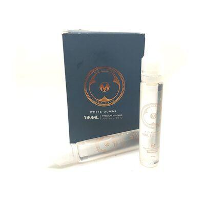 White Gummi, 0 мг (Без никотина). Moku Oyatsu. 30 мл.