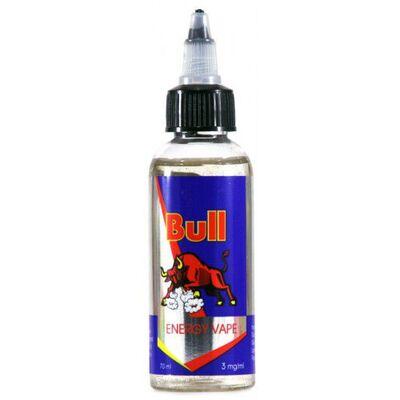 Energy Vape, 0 мг (Без никотина). Bull. 60 мл.