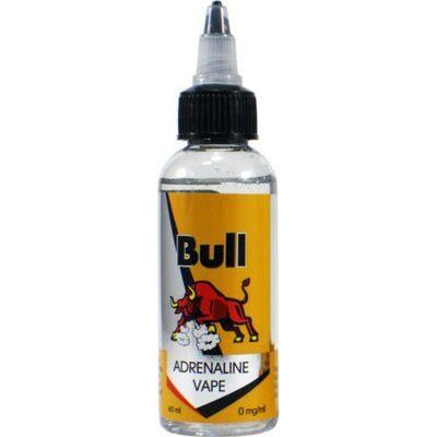 Adrenaline Vape, 3 мг (Ультралегкая).Bull. 60 мл.