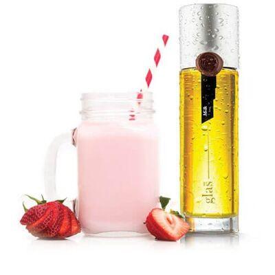 Glas, 3 мг (Ультралегкая). Milk 100 мл.
