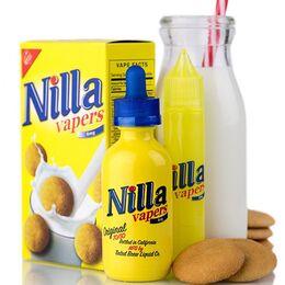 Nilla Vapers, 0 мг (Без никотина). Tinted Brew Liquid Co. 60 мл.