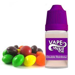 Double Rainbow, 0 мг (Без никотина). High VG, VapeWild. 30 мл.