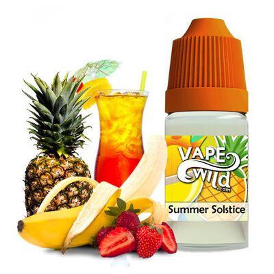 Summer Solstice, 0 мг (Без никотина). High VG, VapeWild. 30 мл.
